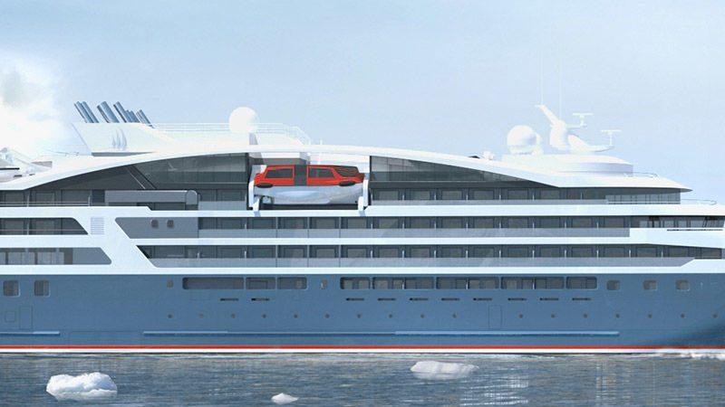 Cruise ship Automatische concepten -