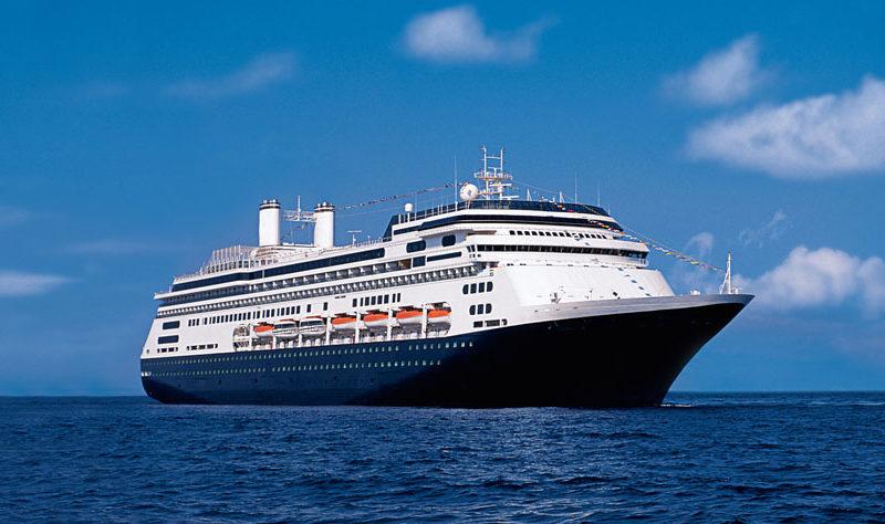 Cruise ship Bolette -