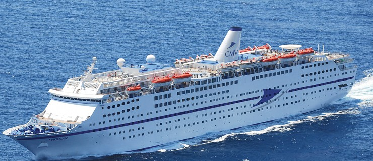 Cruise ship Magellan - Cruise & Maritime Voyages