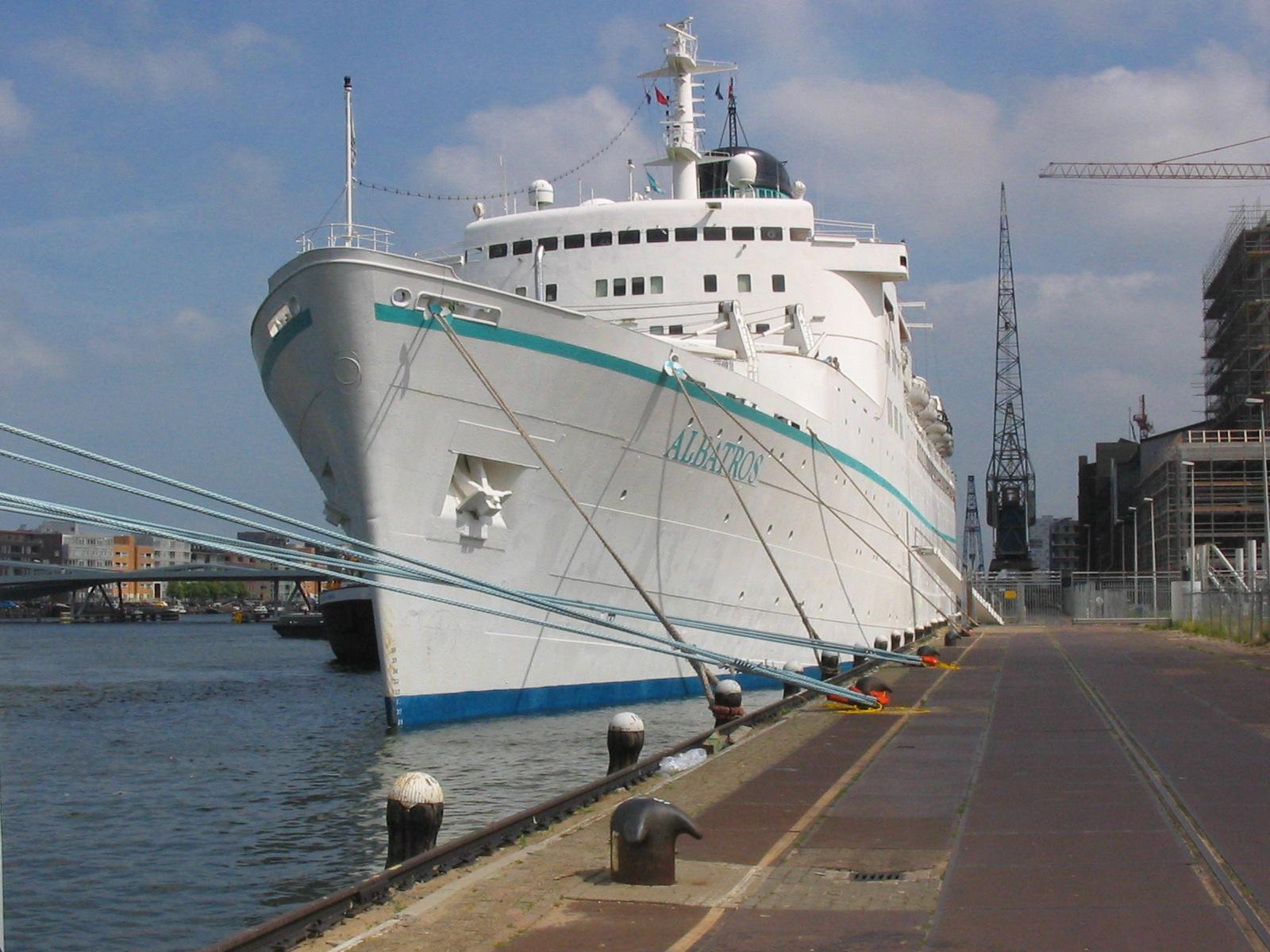 Cruise ship Albatros - Phoenix Reisen