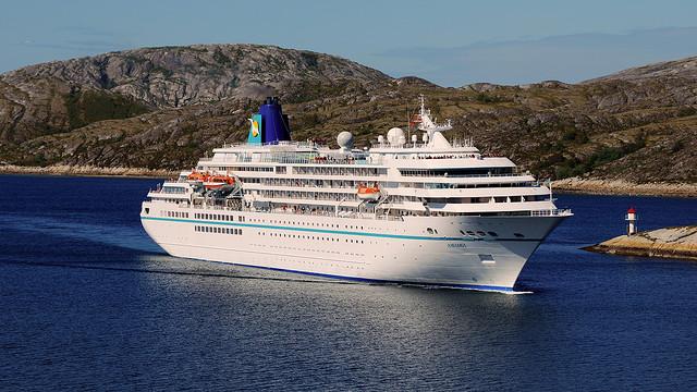 Cruise ship Automatische concepten - Phoenix Reisen
