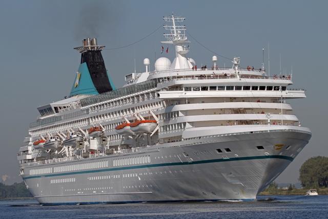 Cruise ship Artania - Phoenix Reisen