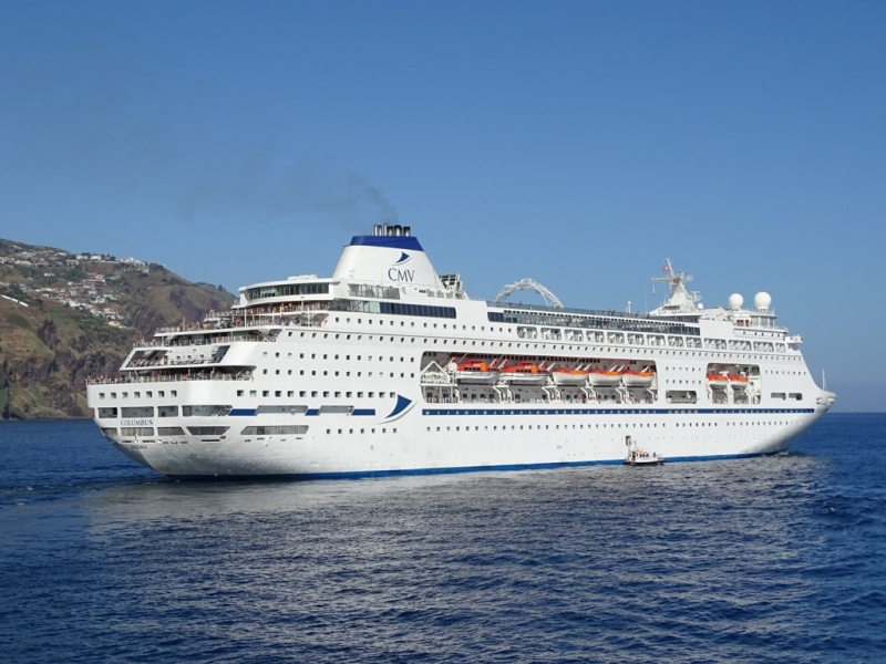Cruise ship Columbus - Cruise & Maritime Voyages