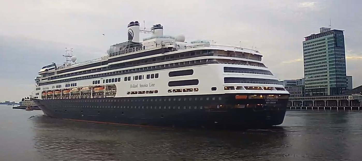 Cruise ship Amsterdam - Holland America Line