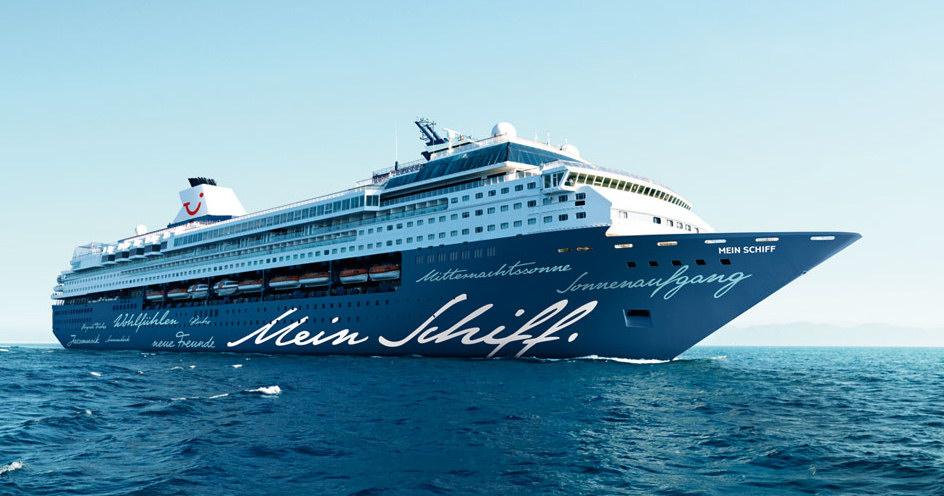 Cruise ship Mein Schiff 3 - TUI Cruises