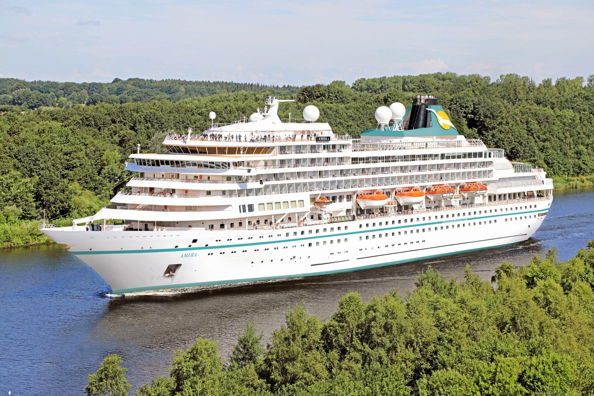 Cruise ship Amera - Phoenix Reisen