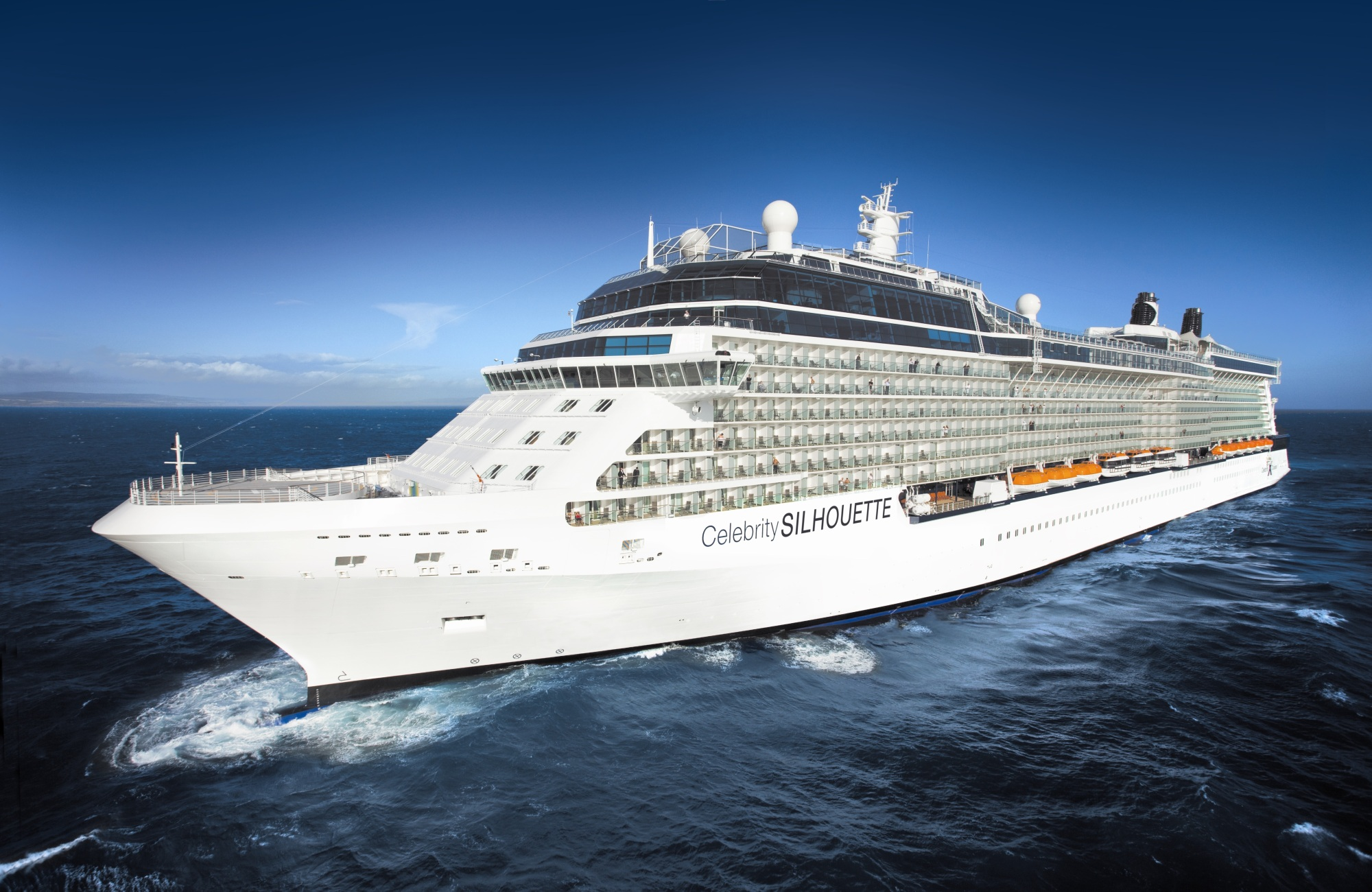 Cruise ship Celebrity Silhouette - Royal Caribbean International