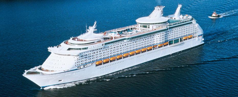 Cruise ship Explorer of the Seas - Royal Caribbean International