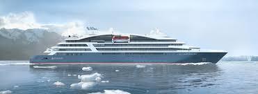 Cruise ship Dumont d'Urville - Ponant Cruises