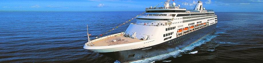 Cruise ship Veendam - Holland America Line