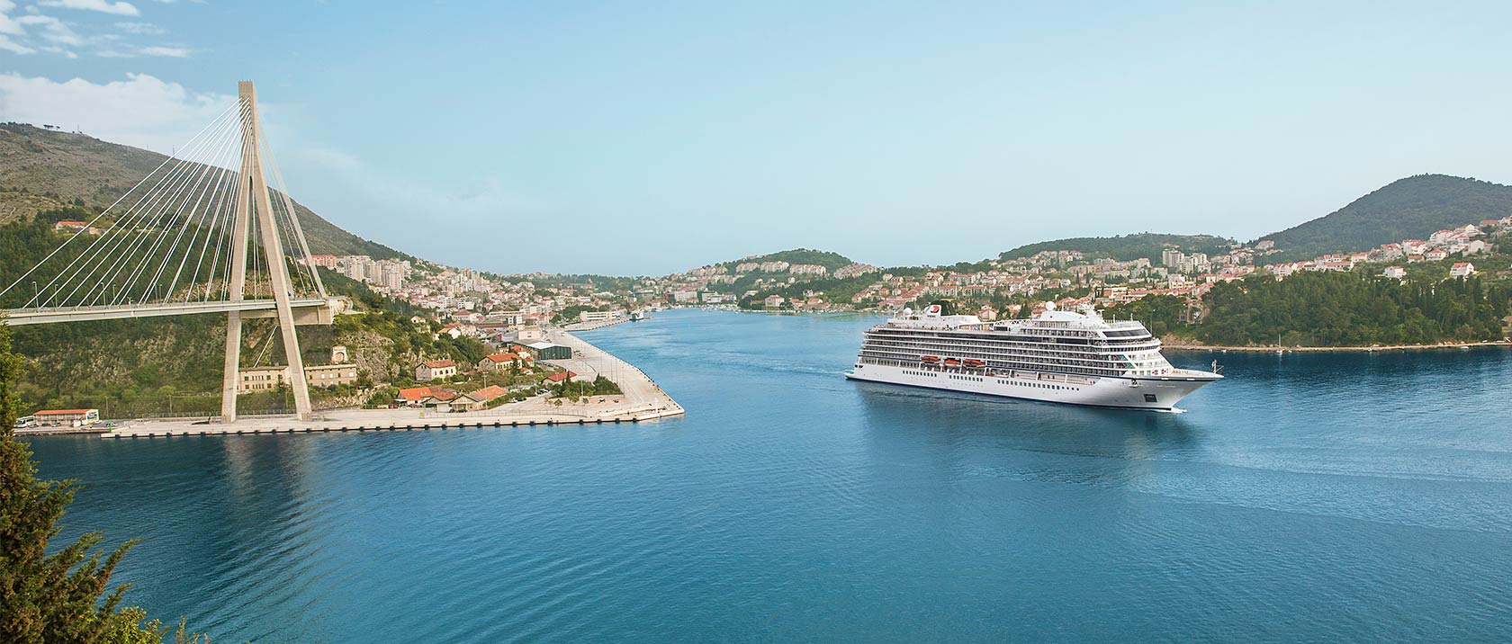 Cruise ship Viking Jupiter - Viking Cruises