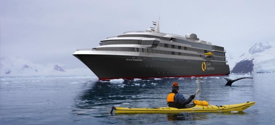 Cruise ship World Explorer - Mystic Cruises