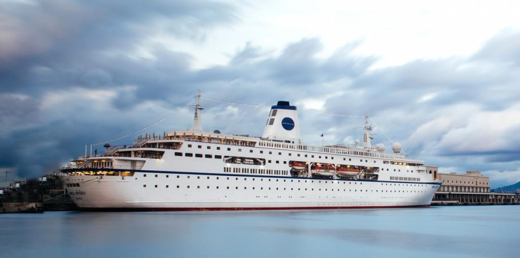 Cruise ship World Odyssey - Bohm and Voss Germany