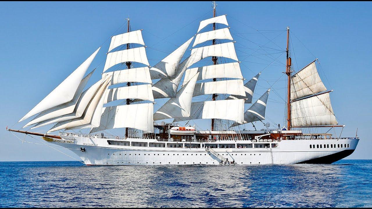 Cruise ship Sea Cloud II - Sea Cloud Cruises