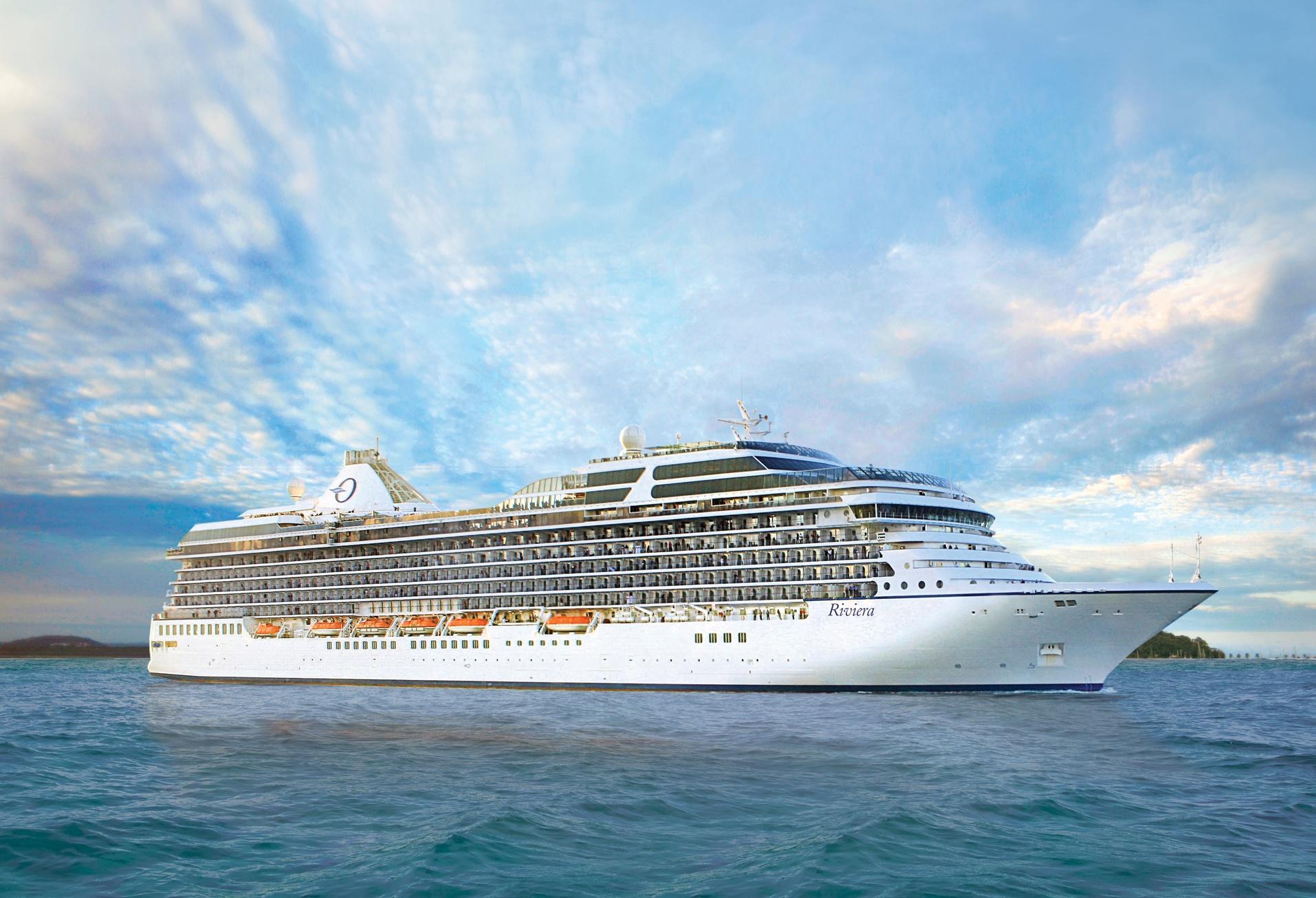 Cruise ship Riviera - Oceania Cruises